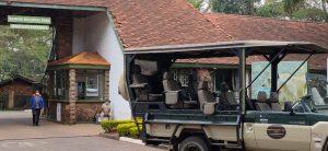 Safari Vehicle hire Nairobi Park