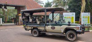 Nairobi Park car hire
